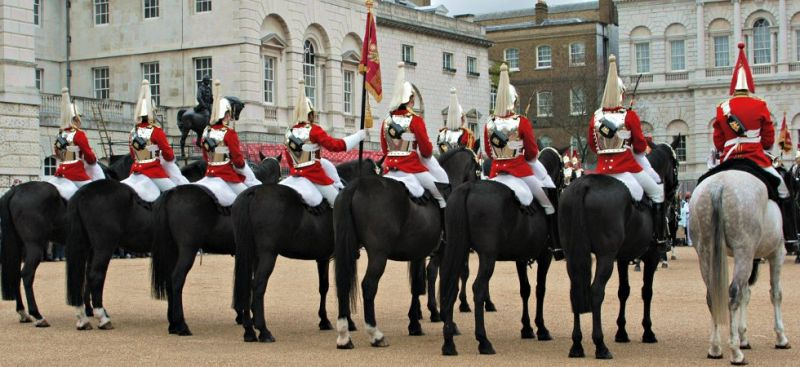 Reise Royal Windsor Horse Show - Stadtführung London