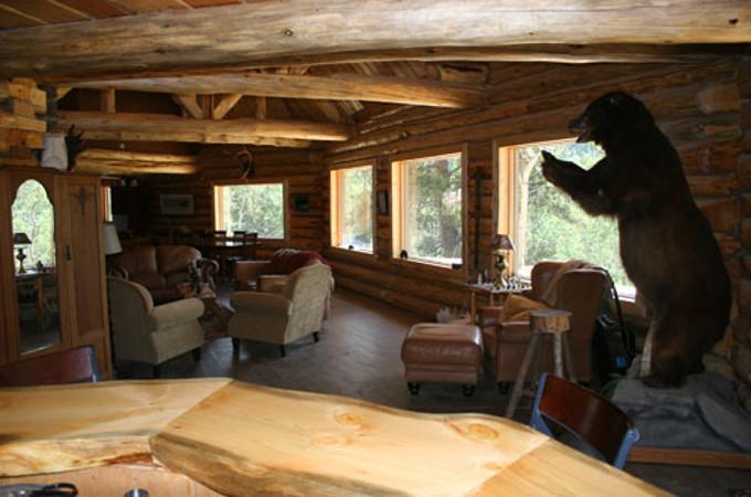 Chilko Lake Lodge Pferdesportreisen